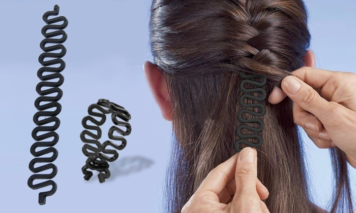 Up to Six French Braiding Tools from £1.98