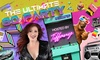 21% Off Ultimate 80's Party featuring Tiffany