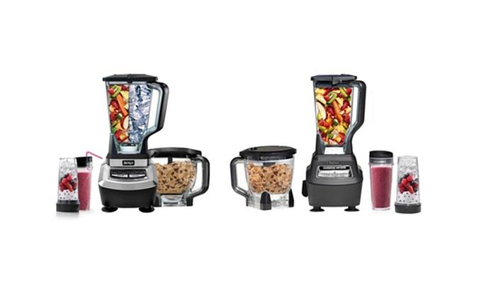 Ninja Mega Kitchen Blender Systems | Groupon