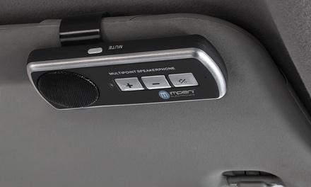 Altavoz con modo manos libres y Bluetooth