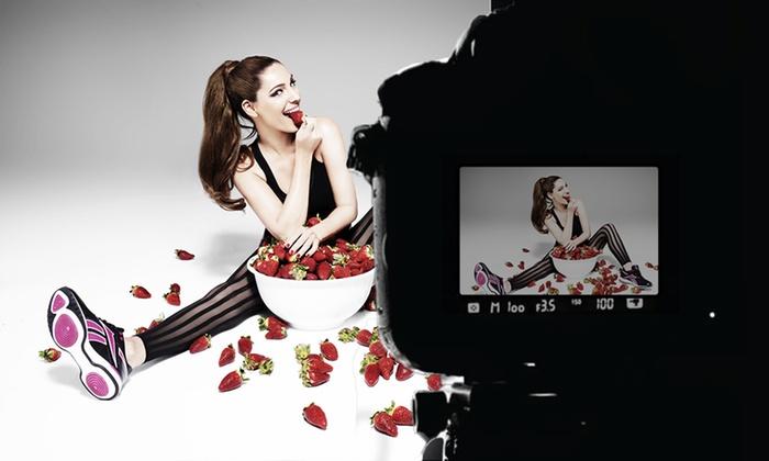 Shooting fotografico professionale moda per uomo, donna, singoli individui e famiglie alla Fashion Look Agency