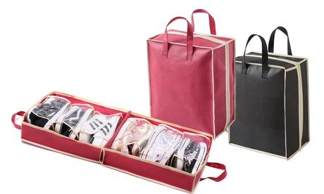 1 à 4 range(s)-chaussures de voyagerigide