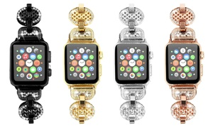 Waloo Bling Rhinestone Band for Apple Watch Series 1, 2, 3, & 4