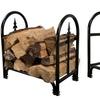 Indoor Fireplace Log Racks