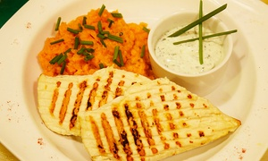 LoveFit Cafe: Lunch for Two at LoveFit Cafe (47% Off)