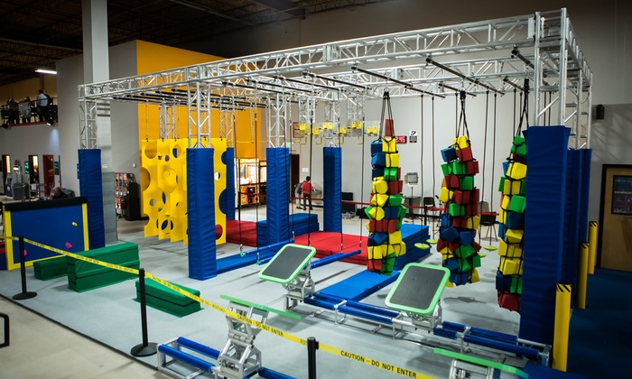 Up to 46% Off Jump Time at Stratosphere Trampoline Park