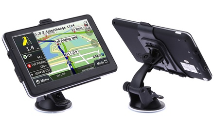 GPS Navigation System with 7 Screen and 3D Navigation With Free Delivery