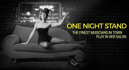 """Ticket für das Live-Musik-Erlebnis """"One Night Stand"""" mit 10 Künstlern im Ballhaus Berlin (49% sparen)"""