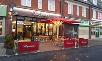 Regular or Large English Breakfast with Tea or Coffee for One or Two at Raphaels Bistro (Up to 30% Off)