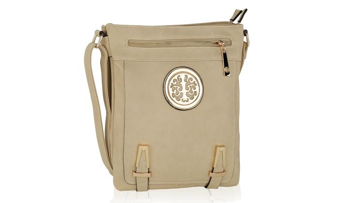 MKF by Mia K Farrow Collection Classic Crossbody Handbags
