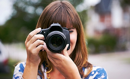 Three-Hour Digital-Photography Workshop for One or Two from Academy of Photo Arts (Up to 67% Off)