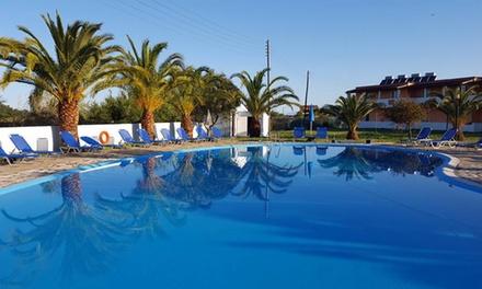 ✈ Grecja-Korfu: 7-23 noce w apartamencie z przelotem – lato