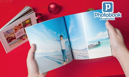 .95 for a Personalised Photo Book Don't Pay Up to $104.95