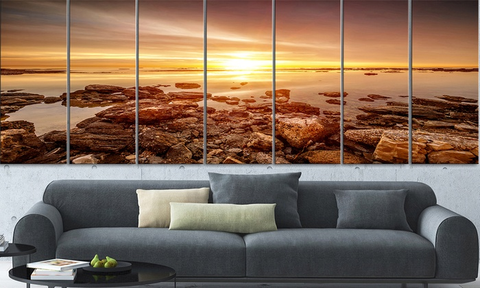 large landscape canvas prints groupon goods