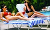 PARABALL CORPORATION - Bally's Las Vegas (Blu Pool) - Las Vegas, NV: Day at the Pool with Cocktails for Two or Poolside Party for Up to Six at Blu Pool at Bally's Las Vegas (Up to 60% Off)