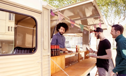 Spring Food Truck-A-Palooza for Two or Four at GoodTaste! Pittsburgh on Saturday, May 6, 2017 (Up to 42% Off)