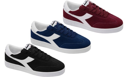 Diadora Tennis-Style Shoes