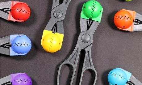 Utensilio multiusos La Croquetera con 4 moldes intercambiables y opción a 40 bandejas para masa