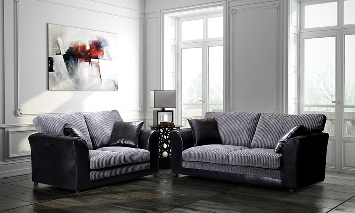 Malvern Fabric Sofa Range