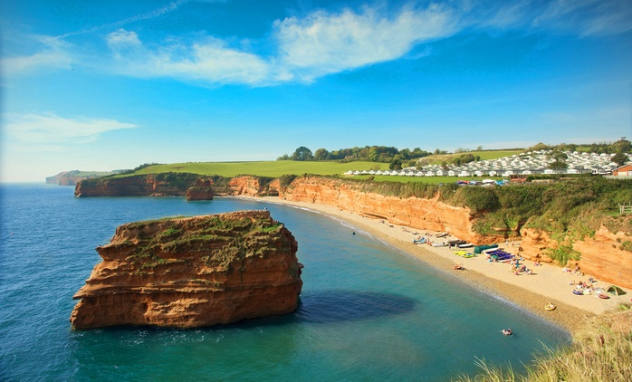 Jurassic Coast: 3- or 4-Night Holiday Home Stay for Up to Eight People at Ladram Bay Holiday Park