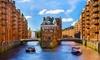 Hamburg: 1 oder 2 Nächte, opt. mit Frühstück und Hafenrundfahrt