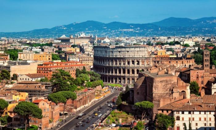 בסט טורס: סוף שבוע ברומא: חבילה הכוללת טיסות ו-4 ימים מלאים במלון מרכזי לבחירה על בסיס לינה וארוחת בוקר, החל מ-$399 בלבד לאדם!