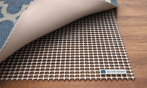 Lavish Home Non-Slip Rug Pad Rubber Gripper for Area Rugs
