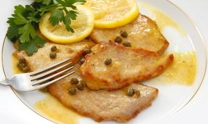 Jolly Dance & Restaurant: Cena con menu di carne e vino (sconto fino a 71%)