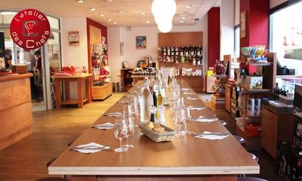 L 39 atelier des chefs strasbourg cour de cuisine au choix - Cours cuisine strasbourg ...