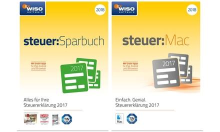 WISO Software für Steuererklärung 2017 zum Download (Stuttgart)
