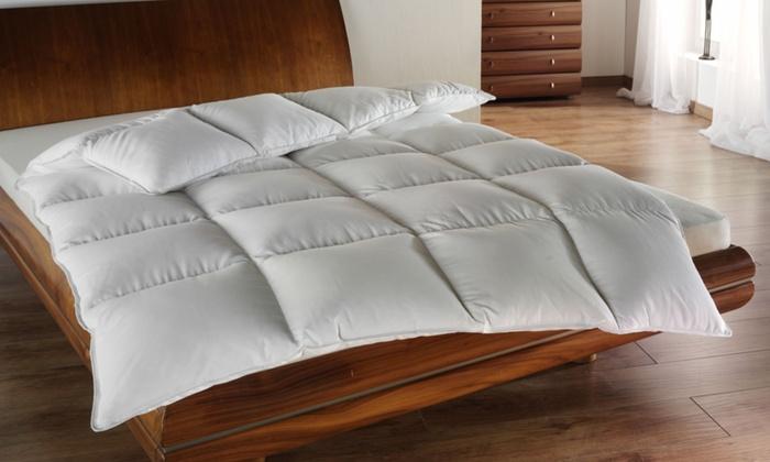 wolkenschloss bettdecke canada premium groupon goods. Black Bedroom Furniture Sets. Home Design Ideas