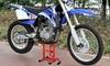 Manual Repair Motorcycle Lift