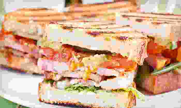 Good Eats and More - Farmington: Sub Sandwiches with Drinks or Pizza with Breadsticks at Good Eats and More (Up to 52% Off)
