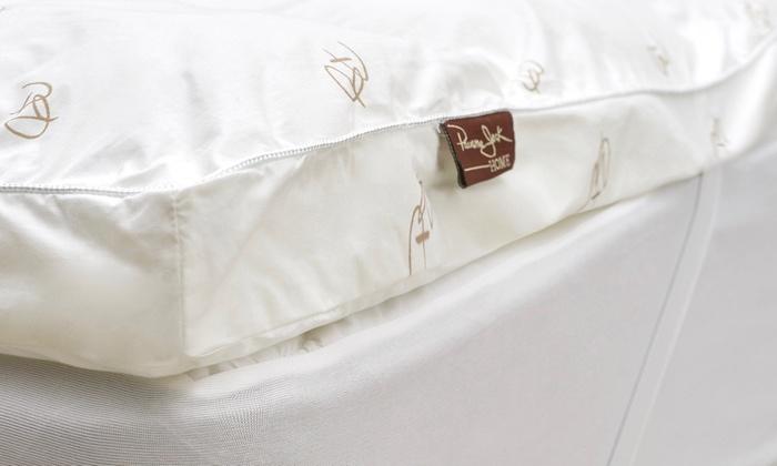 panama jack down alternative mattress topper panama jack down alternative mattress topper