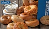Noah's New York Bagels - Multiple Locations: $10 for a $10 eGift Card and $5 Bonus Card to Noah's New York Bagels ($15 Value)