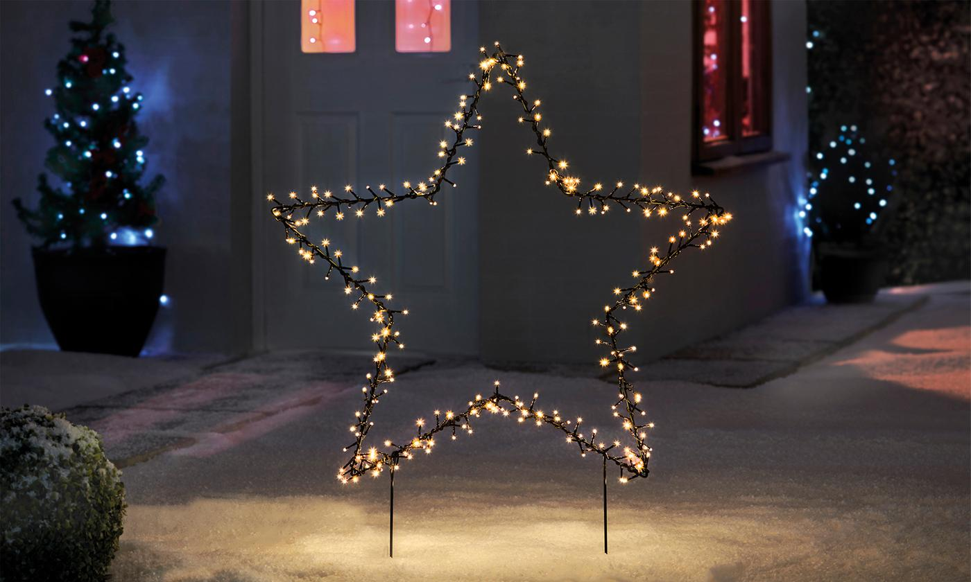 225-LED Outdoor Star Light