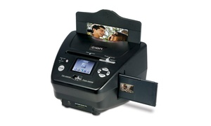 ION Pics 2 SD Photo, Slide, and Film Scanner with SD card at ION Pics 2 SD Photo, Slide, and Film Scanner with SD card, plus 6.0% Cash Back from Ebates.