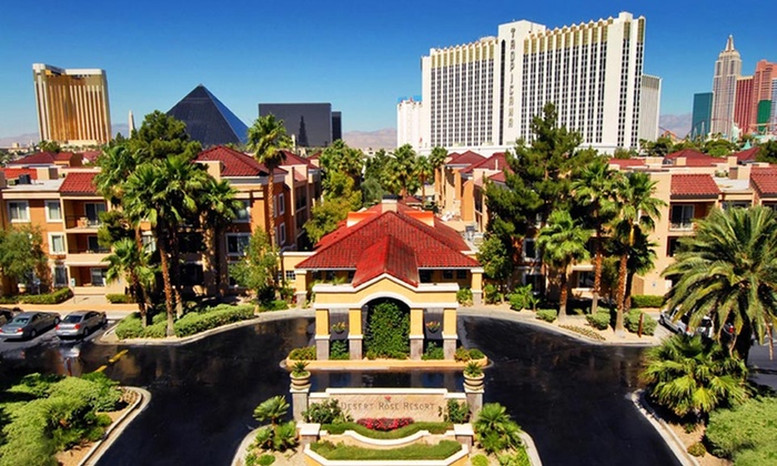null - Las Vegas: Stay at Desert Rose Resort in Las Vegas, with Dates into February