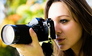 TTS Photo Studio: $67 for $150 Worth of Outdoor Photography at Triple Threat Sports And TTS Photo Studio