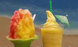 Leilani Shave Ice - Fresno: $12 for Two Groupons, Each Good for $10 Worth of Shaved Ice at Leilani Shave Ice - Fresno ($20 Total Value)