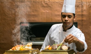 Nine7One at The Oberoi Dubai : BBQ or Spanish Themed Nights with Grape Beverages or Soft Drinks at Nine7One at The Oberoi Dubai (Up to 39% Off)
