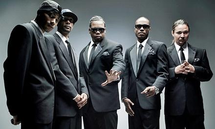Bone Thugs -N- Harmony on Saturday, December 21, at 9 p.m.