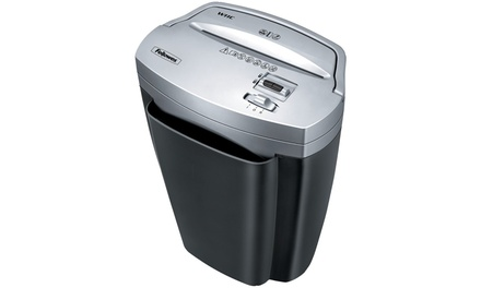 Fellowes W11C Powershred Sheet Cross-Cut Shredder (Refurbished)