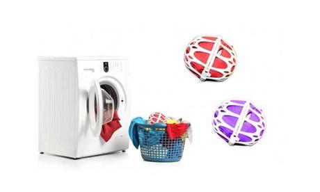1 o 2 bolas de protección de ropa interior para lavadora