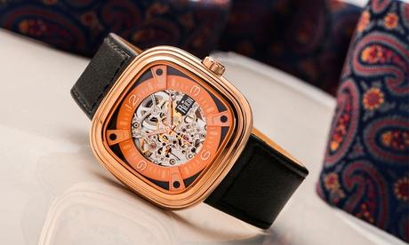 Relojes automáticos para hombre Reign de la colección Nero