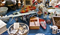 Early Bird Buyers Admission to Hoyles Promotions Sunday Flea Market (50% Off)