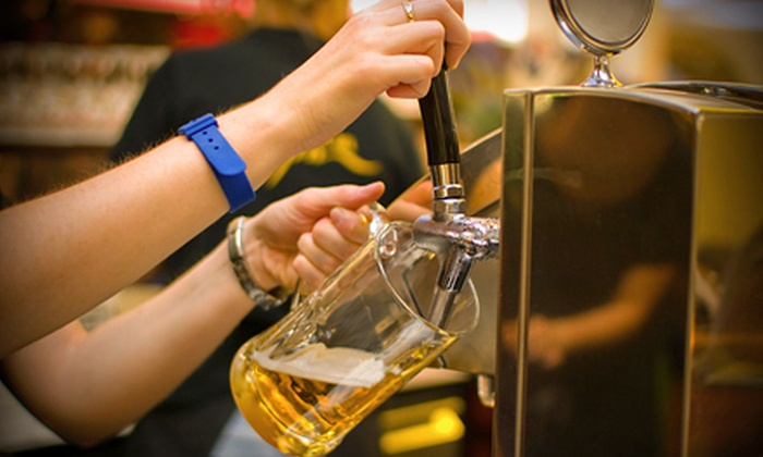 Ellicott City Bar Crawl - Ellicott City: $9 for an Afternoon or Evening Pub Crawl from Ellicott City Bar Crawl (78% Off)