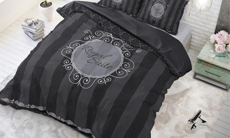 Juego de funda nórdica en algodón con 1 o 2 fundas de almohada