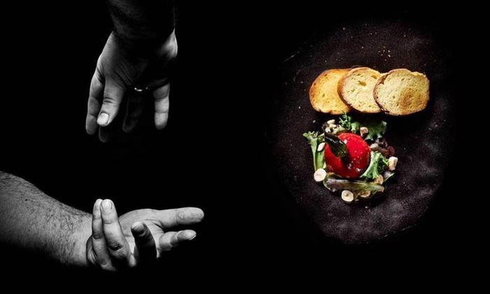 I Calici Da Degustazione : Menu stellato michelin portate e calici ristorante