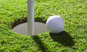 Golfclub am Lüderich: 5-tägiger DGV-Platzreifekurs inkl. Prüfung, Leihausrüstung und Range Fee im Golfclub am Lüderich (55% sparen*)